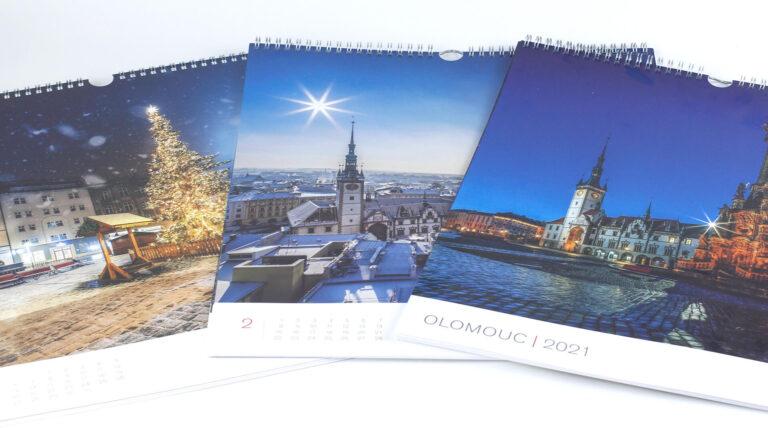 Tiskneme kalendáře pro statutární město Olomouc   Reprotisk.cz